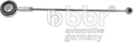 BBR Automotive 027-50-11626 - Шток вилки перемикання передач autocars.com.ua
