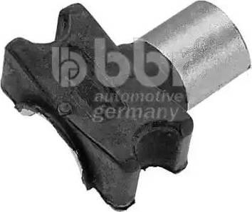 BBR Automotive 027-50-11876 - Втулка стабілізатора, нижній сайлентблок autocars.com.ua