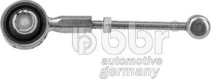 BBR Automotive 027-50-13156 - Шток вилки перемикання передач autocars.com.ua
