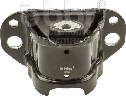 BBR Automotive 029-30-13378 - Подушка, підвіска двигуна autocars.com.ua