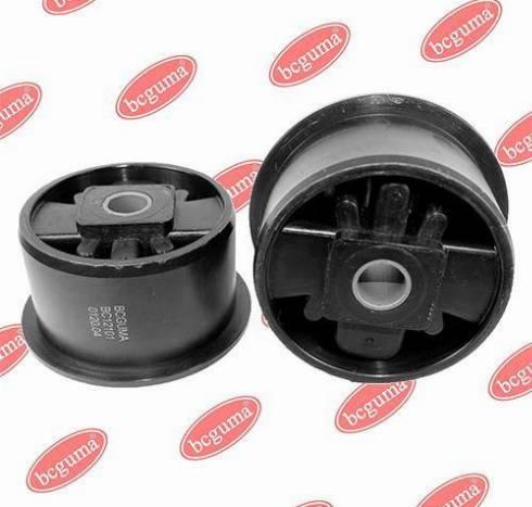 Bcguma BC12101 - Подушка, підвіска двигуна autocars.com.ua
