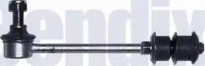 BENDIX 042572B - Тяга / стойка, стабилизатор car-mod.com
