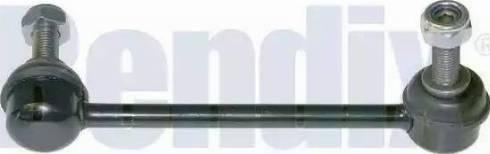 BENDIX 043358B - Тяга / стойка, стабилизатор autodnr.net