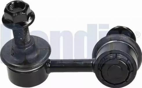 Bendix 048214B - Тяга / стойка, стабилизатор autodnr.net