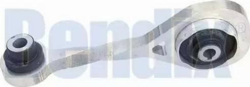 BENDIX 048269B - Подушка, підвіска двигуна autocars.com.ua