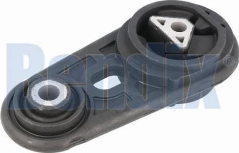 BENDIX 048280B - Подушка, підвіска двигуна autocars.com.ua