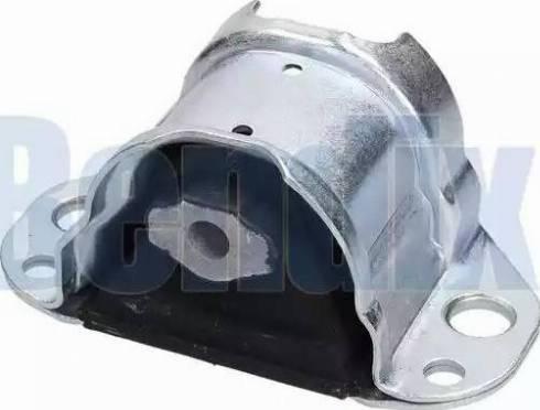 BENDIX 048304B - Подушка, підвіска двигуна autocars.com.ua