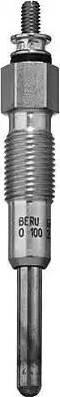 BERU GN012 - Свеча накаливания car-mod.com