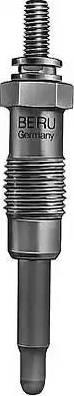 BERU GN908 - Свеча накаливания car-mod.com