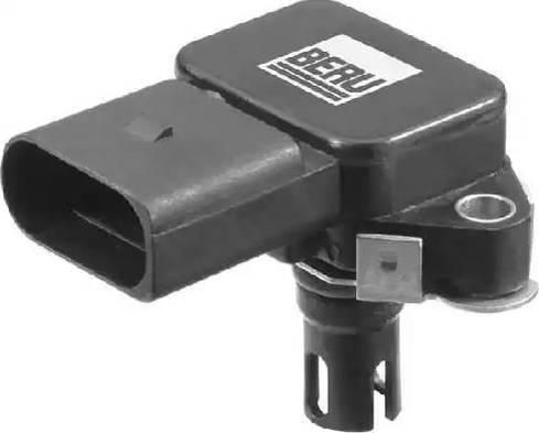 BERU SPR203 - Датчик, давление во впускной трубе car-mod.com