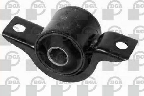 BGA BU2317 - Сайлентблок, важеля підвіски колеса autocars.com.ua