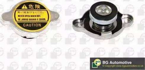 BGA CC3040 - Крышка, резервуар охлаждающей жидкости car-mod.com