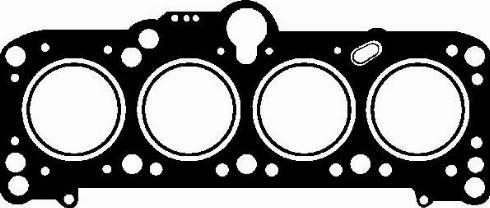 BGA CH9313B - Прокладка, головка цилиндра car-mod.com