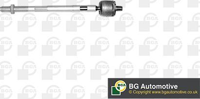 BGA SR7337 - Осевой шарнир, рулевая тяга car-mod.com