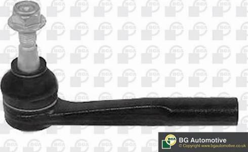 BGA SR9509 - Наконечник рульової тяги, кульовий шарнір autocars.com.ua