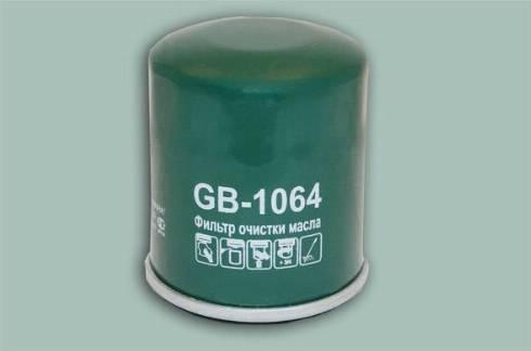 BIG Filter GB-1064 - Масляный фильтр autodnr.net