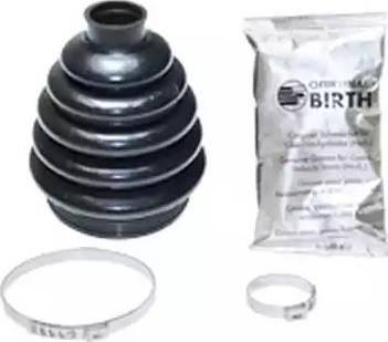 Birth 7627/KM - Пыльник, приводной вал autodnr.net