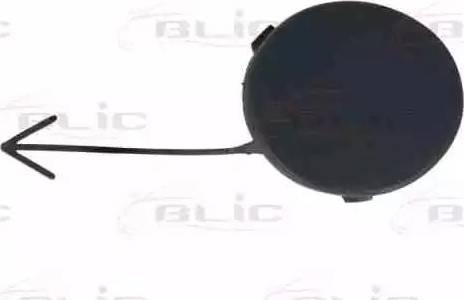BLIC 5513002533921P - Покрытие буфера, прицепное обор avtokuzovplus.com.ua