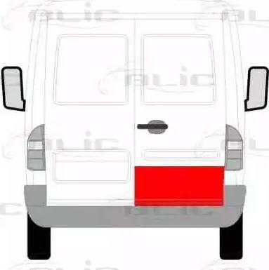 BLIC 6016003546154P - Обшивка двери car-mod.com
