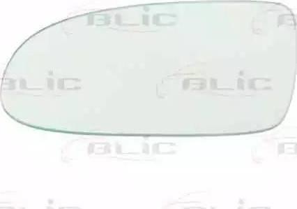 BLIC 6102010137P - Зеркальное стекло, наружное зеркало car-mod.com