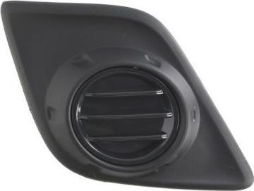 BLIC 6502-07-8175911P - Решітка вентилятора, буфер autocars.com.ua