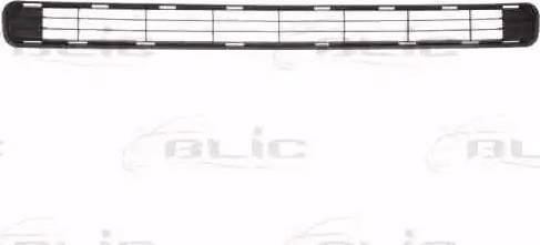 BLIC 6502-07-8179910P - Решітка вентилятора, буфер autocars.com.ua