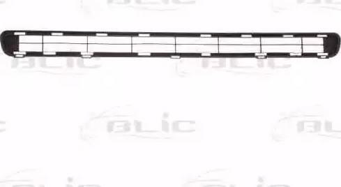 BLIC 6502-07-8179911P - Решітка вентилятора, буфер autocars.com.ua