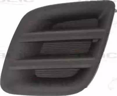 BLIC 6502-07-8179915P - Решітка вентилятора, буфер autocars.com.ua