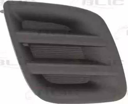 BLIC 6502-07-8179916P - Решітка вентилятора, буфер autocars.com.ua
