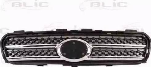 BLIC 6502-07-8179991P - Решітка радіатора autocars.com.ua