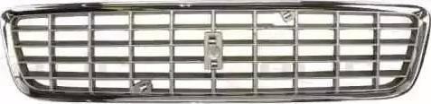 BLIC 6502-07-9009991P - Решітка радіатора autocars.com.ua