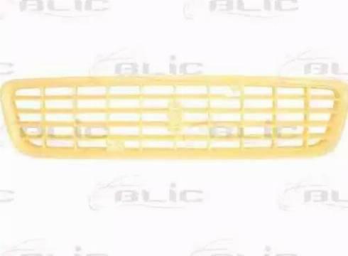 BLIC 6502-07-9047991P - Решітка радіатора autocars.com.ua