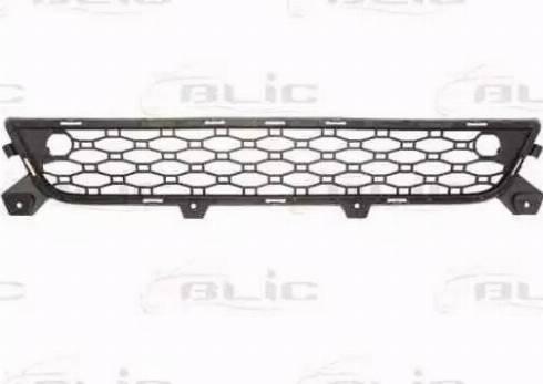 BLIC 6502-07-9057911P - Решітка вентилятора, буфер autocars.com.ua
