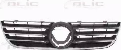 BLIC 6502-07-9506992Q - Решітка радіатора autocars.com.ua