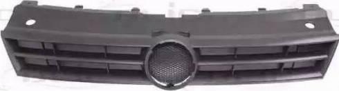 BLIC 6502-07-9507999P - Решітка радіатора autocars.com.ua