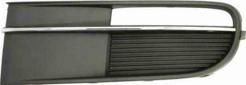 BLIC 6502-07-9515995P - Решітка вентилятора, буфер autocars.com.ua