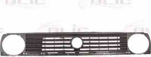 BLIC 6502-07-9521995P - Решітка радіатора autocars.com.ua