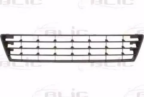 BLIC 6502-07-9533910P - Решітка вентилятора, буфер autocars.com.ua