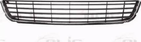 BLIC 6502-07-9534995PP - Решітка вентилятора, буфер autocars.com.ua