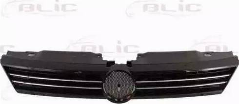 BLIC 6502-07-9535990P - Решітка радіатора autocars.com.ua