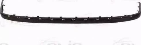 BLIC 6502-07-9539973P - Облицювання, бампер autocars.com.ua