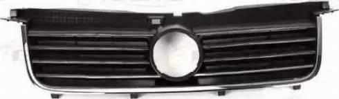 BLIC 6502-07-9539991P - Решітка радіатора autocars.com.ua