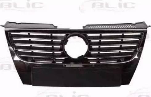 BLIC 6502-07-95409910P - Решітка радіатора autocars.com.ua
