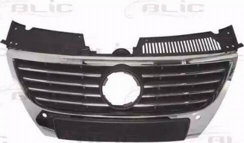 BLIC 6502-07-9540992P - Решітка радіатора autocars.com.ua