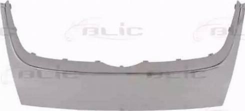 BLIC 6502-07-9544991P - Решітка радіатора autocars.com.ua