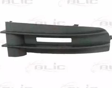 BLIC 6502-07-9545914P - Решітка вентилятора, буфер autocars.com.ua