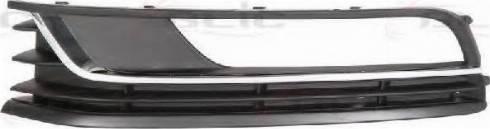 BLIC 6502-07-9547915P - Решітка вентилятора, буфер autocars.com.ua