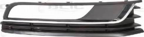 BLIC 6502-07-9547916P - Решітка вентилятора, буфер autocars.com.ua