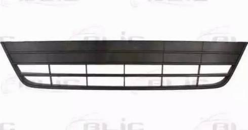 BLIC 6502-07-9548910PP - Решітка вентилятора, буфер autocars.com.ua