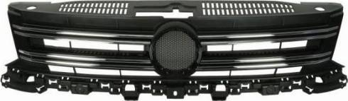 BLIC 6502-07-9548991P - Решітка радіатора autocars.com.ua